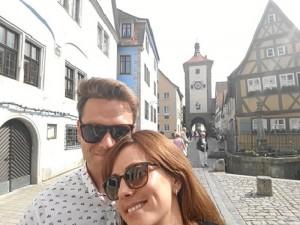 En Rothenburg, pueblo bávaro en el que está inspirado la película de 'Pinocho'.