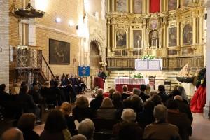 Acto celebrado en Santa Clara.