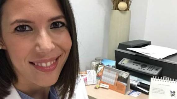 Ana Burguillos, de la Universidad de Huelva a situarse entre las diez primeras de España en el PIR, el MIR de Psicología