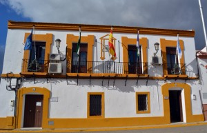 Ayuntamiento de El Almendro.