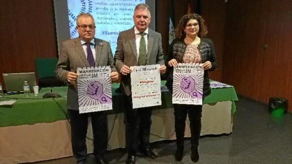 La campaña 'Vamos a por todas' reivindica la igualdad real para todas las mujeres