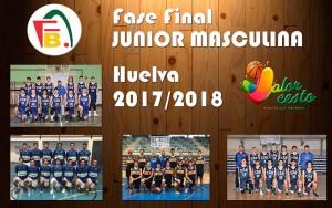 Cuatro equipos se disputan el título provincial Junior de baloncesto.