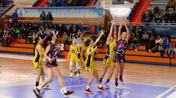 Hospital Costa de La Luz Ciudad de Huelva y CB Conquero, campeones provinciales Junior de baloncesto