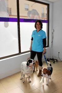 En la actualidad están trabajando planes de salud para las mascotas, específicos según edad y tratamientos.