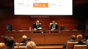 Acto de presentación en Las Cocheras del Puerto. / Foto: Jesús Bellerín.