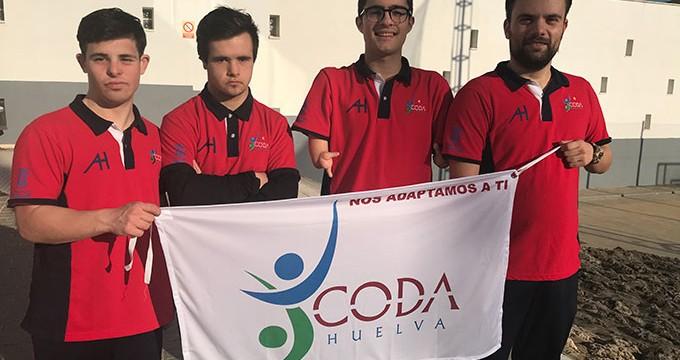 Cuatro deportistas del CODA acuden al Campeonato de España de Natación por Comunidades Autónomas