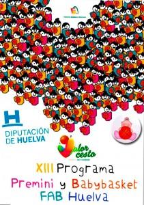 Cartel anunciador de la gran fiesta del baloncesto de base que tendrá lugar en Mazagón.