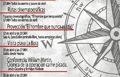Huelva se suma a la celebración del 75 aniversario de la aparición del cuerpo de William Martin