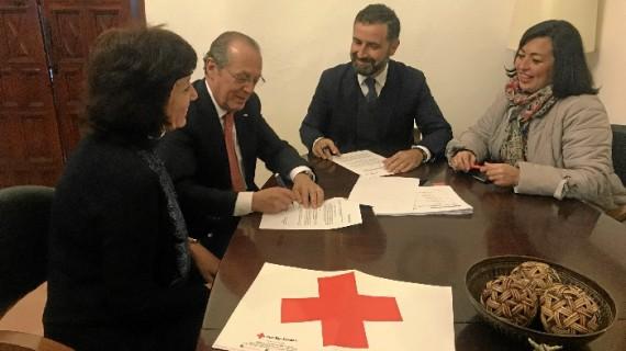 Cruz Roja Huelva amplía su red de actuación local con una nueva asamblea en Moguer