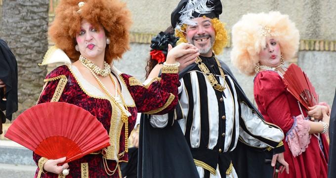 Palos de la Frontera disfruta de su XVIII Feria Medieval del Descubrimiento