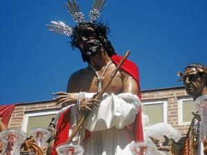 Es la primera hermandad en procesionar en el Martes Santo de Huelva.