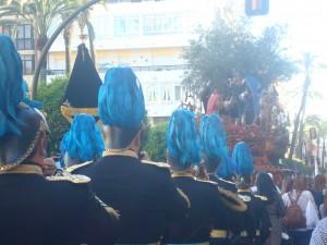 Acompañamiento musical llegado desde Ávila.