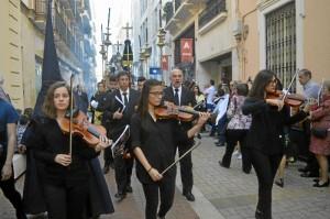 Un año más estará acompañada por la Capilla Musical Madre de Gracia. / Foto: Sergio Borrero.