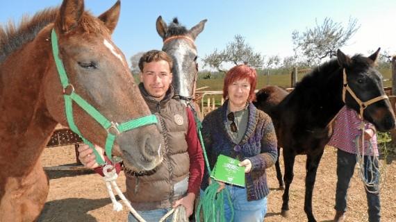 Operación 'Último relincho', un nuevo éxito de protección animal