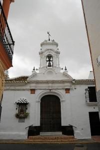 Ermita de Nuestra Señora de los remedios de Villarrasa.