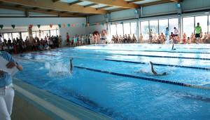 La natación toma el protagonismo este sábado en el programa La  Provincia en Juego.