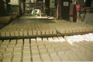 El pasado año Madre Coraje consiguió enviar 257.520 kilos de jabón