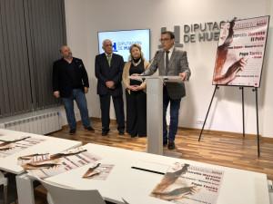 Presentación de la 44 edición del Festival Flamenco de Moguer.
