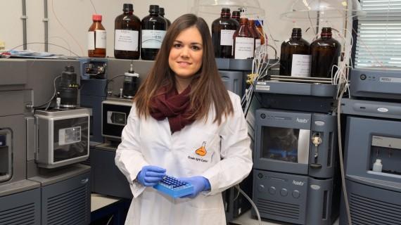 La labor de la triguereña Elisabeth Franco como analística química en Holanda