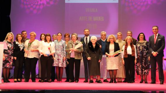 Reconocimiento a mujeres de Moguer y Mazagón en la conmemoración del 8M