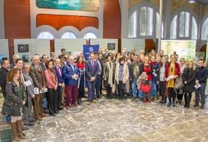 Entregadas ayudas a 48 proyectos de entidades onubenses y palermas en la Convocatoria Puerto-Ciudad 2017.
