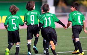 Echa a andar una nueva edición de la Gañafote Cup, la gran fiesta del fútbol base. / Foto: gañafote.com.