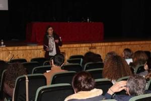 La concejala de Trigueros Patricia Cerullo.