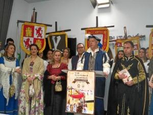 Presentación de la Feria del Descubrimiento de Palos de la Frontera.