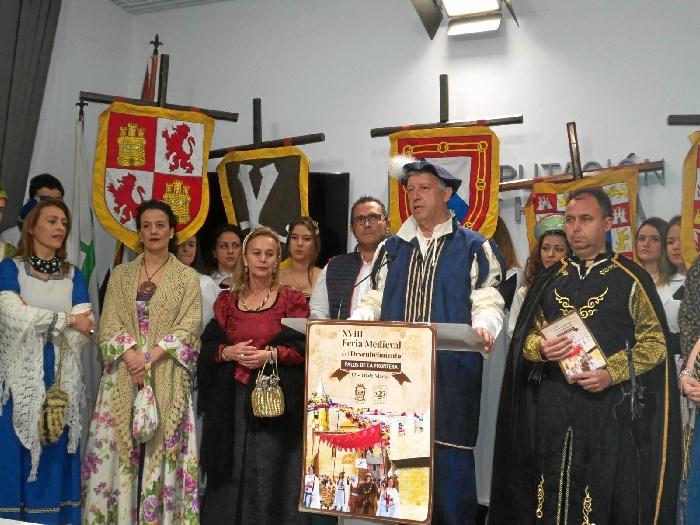 Palos de la Frontera espera 70.000 asistentes a la XVIII Feria Medieval del Descubrimiento