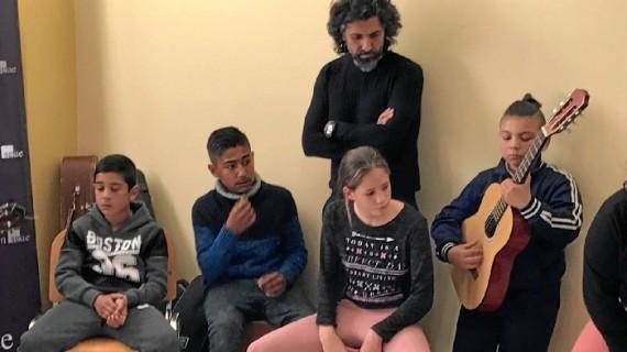 'La Tarara' logra crear magia en Marismas del Odiel de Huelva a través del flamenco