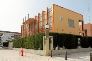 La sede del Colegio Profesional se localiza en la Plaza del Generalife.