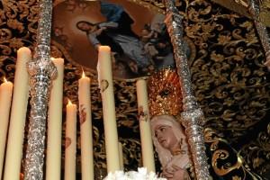 María Santísima del Rocío y Esperanza.