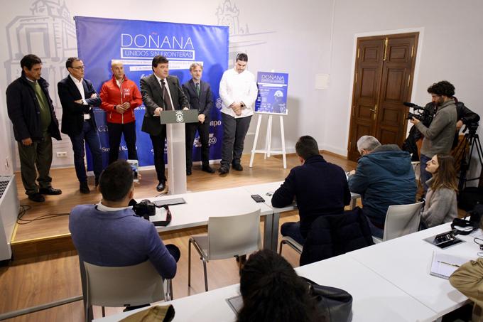 Huelva acogerá un evento gastronómico solidario a beneficio de BUSF y la reforestación de Doñana