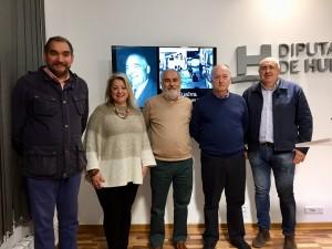 Presentación de la ampliación del fondo de imágenes en Diputación.