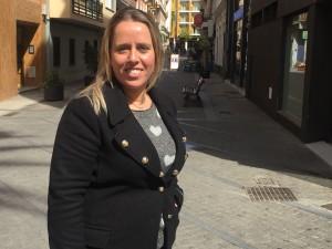 La alcaldesa de El Almendro, María Alonso, ha visitado la redacción de HBN para explicar los detalles de la feria.