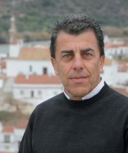 José María Pérez, alcalde de Sanlúcar del Guadiana.