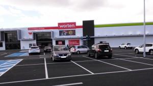 Worten ha abierto sus puertas en Lepesur.