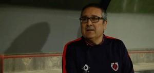 Manuel Juan Limón, de nuevo en el banquillo del Cartaya. / Foto: radiolecostaluz.com.