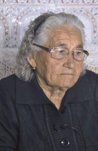 Luisa Casado.