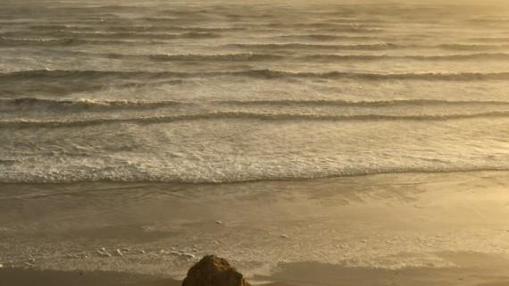 El Puerto autoriza el dragado de la zona exterior del dique para la reposición de arena en la playa de Mazagón