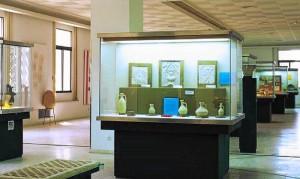 La Sala de Arqueología mantiene una estructura de carácter cronológico. / Foto: Escuela Superior de Arte y Diseño.