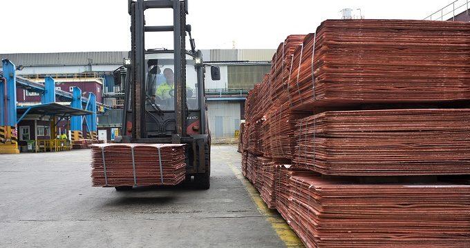 Atlantic Copper mantiene su actividad como industria esencial para el sector sanitario y agroalimentario