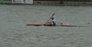 Pablo Moreno, 27° Absoluto en la prueba celebrada en Sevilla.