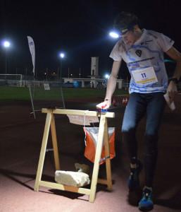La novedosa carrera nocturna del jueves abrió el AOM2018.