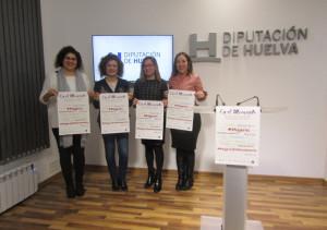 Presentación de los actos del Día Internacional de la Mujer.
