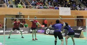Paco Ojeda, entrenador del Recre IES La Orden, destacó la capacidad de reacción del equipo tras perder los tres partidos de dobles.
