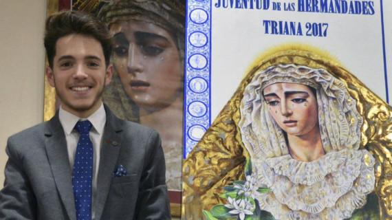 El artista Rubén Terriza realizará el cartel del grupo joven de la Hermandad de la Sagrada Cena
