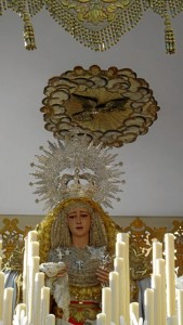 Nuestra Señora de la Paz.