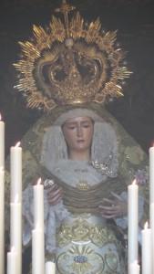 Palio de Nuestra Señora del Refugio.