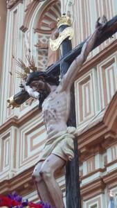 El Cristo de Jerusalén y Buen Viaje.